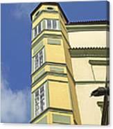 Typically Prague Canvas Print