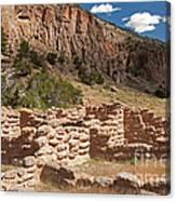 Tyuonyi Bandelier National Monument Canvas Print