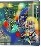 Tzadik 6 A Canvas Print