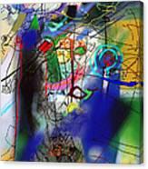 Tzadik 6g Canvas Print