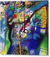 Tzadik 6h Canvas Print