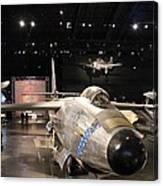 U S Air Force Museum Canvas Print