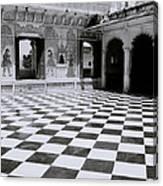 Udaipur Royalty Canvas Print