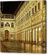 Uffizi Gallery Florence Italy Canvas Print