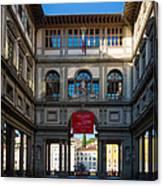 Uffizi Canvas Print