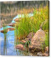 Uinta Reflections Canvas Print