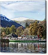 Ullswater Pleasure Ship Canvas Print