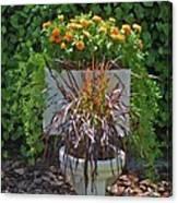 Ultimate Flower Pot 2 Canvas Print