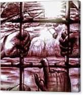 Ultimo Rincon Del Ser Canvas Print