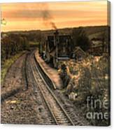 Umberleigh Station  Canvas Print