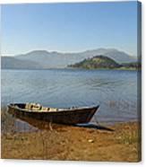 Umiam Lake Canvas Print