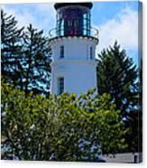 Umpqua River Lighthouse Canvas Print