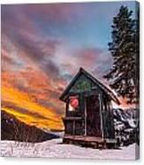 Unbelievable Sunrise Canvas Print