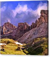 Uncompaghre Wilderness Canvas Print