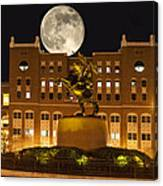 Unconquered Doak Campbell Full Moon Canvas Print