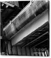 Under Structure 1 Canvas Print