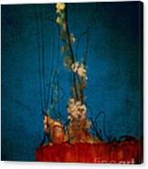 Under The Mystic Sea Canvas Print