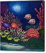 Undersea Creatures Vi Canvas Print
