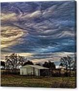Undulatus Asperatus Skies 1 Canvas Print