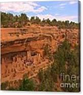 Unesco Heritage Site Image Canvas Print