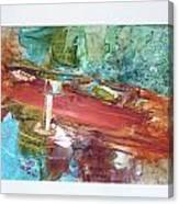 Unexpected Stillness Canvas Print