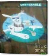 Unfckable Canvas Print