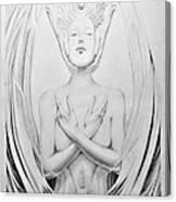 Unio Mystica Canvas Print