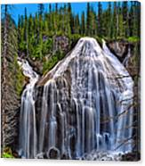 Union Falls Canvas Print