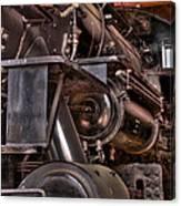 Union Pacific 4466 Canvas Print