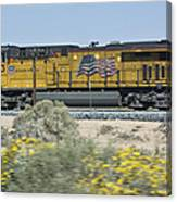 Union Pacific Canvas Print