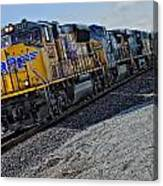 Union Pacific Southbound Canvas Print