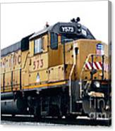 Union Pacific Yard Master Canvas Print