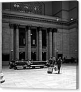 Union Station Chicago The Great Hall Canvas Print