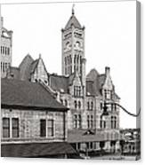 Union Station Nashville Tennessee   Canvas Print