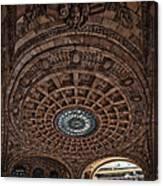 Union Station Rotunda Canvas Print