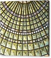 Union Station Skylight Canvas Print