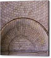 Union Station Arch, Washington D. C. Canvas Print