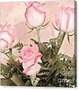Unique Roses Canvas Print