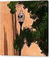 Unique Roswell Street Light Canvas Print