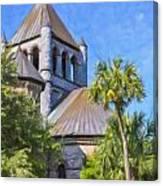 United Church Of Christ Canvas Print