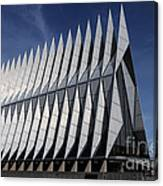 United States Air Force Academy Cadet Chapel Canvas Print