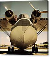 United States Navy Pby Catalina 1942 Canvas Print