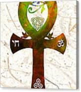 Unity 11 - Spiritual Artwork Canvas Print