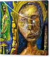 Universal Totem Canvas Print