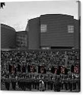 University Of Cincinnati Marching Band Canvas Print