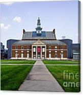 University Of Cincinnati Tangeman University Center  Canvas Print
