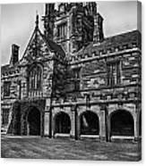 University Of Sydney Quadrangle  V5 Canvas Print