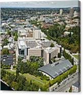 University Of Washington Medical Canvas Print
