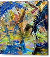 Untitled Abstract #2 Canvas Print