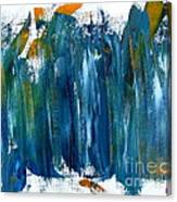 Untitled Abstract #3 Canvas Print